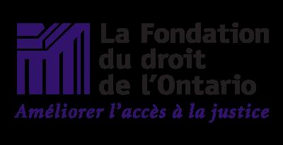 La Fondation du droit de l'Ontario