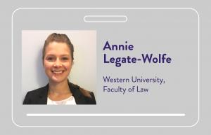 Annie Legate-Wolfe