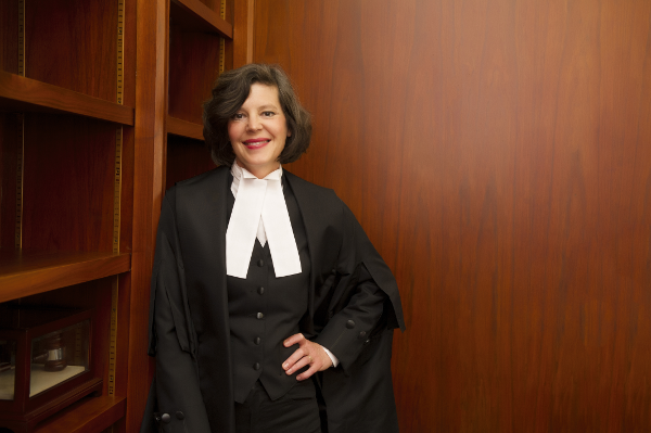 Justice Julie Thorburn