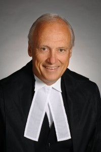 Justice Stephen Goudge