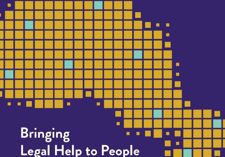 2019 Annual Report - Bringing Legal Help to People Across Ontario